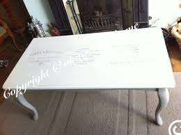 Shabby Chic Coffee Table by French Country Shabby Chic Coffee Table Vintage Annie Sloan Old