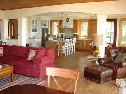 fresh open area kitchen floor plan 1713
