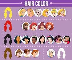 16 disney princess infographics drop