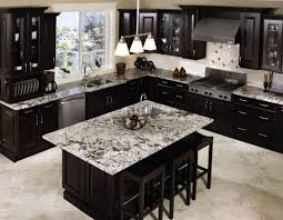 Standing Cabinets For Kitchen by Granite Countertop Free Standing Kitchen Cabinets Frigidaire 40