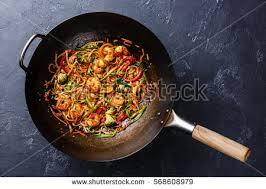 cuisiner wok wok fried ภาพสต อก ภาพและเวกเตอร ปลอดค าล ขส ทธ