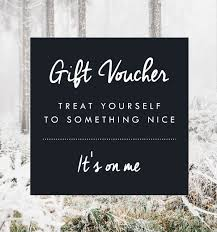 gift voucher u2026 business pinterest gift salons and template