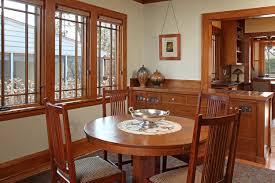 Bungalow Dining Room Montrose Place Bungalow Remodel David Heide Design Studio