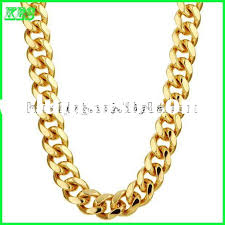 man gold necklace wholesale images Black diamonds rings mens gold necklacesnecklace shop jpg