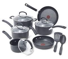 target black friday cooking set deals amazon com t fal e765sc ultimate hard anodized scratch resistant