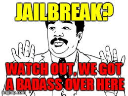 Jailbreak Meme - you jailbroke your iphone imgflip