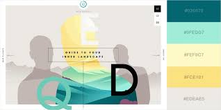 website color schemes 2017 29 beautiful color schemes from award winning websites