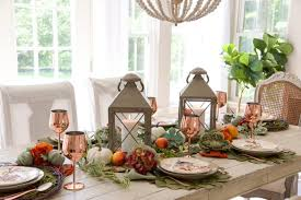 Farmhouse Table Runner Autumn Table Tips How To Set A Table For Fall Home Stories A To Z