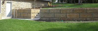 big block retaining wall blocks and forms big block inc big