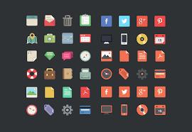 40 best free icon sets 2015 webdesigner depot