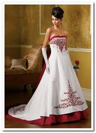 Red And White Wedding Dresses Red Wedding Dresses Wedding Dresses Wedding Dress White Red