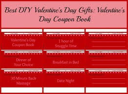 the best s day gift valentines day coupon book best diy s day gifts