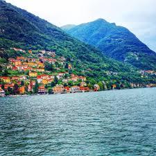 Lake Como Italy Map by Lake Como Menaggio Italy We Got The Train From Milan To Como