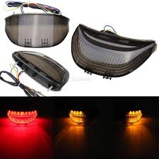 2006 honda rr 600 aliexpress com buy motorcycle integrated led turn signals tail