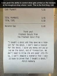 Mitch Hedberg Memes - mitch hedberg donut receipt meme collection pinterest mitch