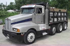kenworth t600 1992 kenworth t600 triple axle dump truck item 5599 sold