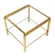 bout de canapé en verre galerie alexandre guillemain artefact design lefevre