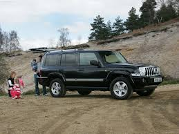 jeep commander silver jeep commander uk 2007 pictures information u0026 specs