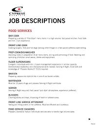 skill for resume exles line cook skills resume exles best of resume exles for