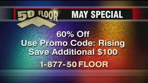 50 floor may special 60 wccb