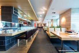 Restaurant Renovation Cost Estimate by Restaurant Renovation Costs Penang Malaysia Quality Reasonable