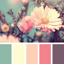 flower power look to nature for color inspiration the