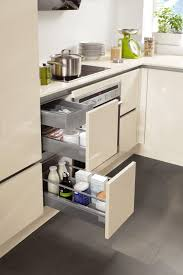 Kitchen Cabinets In Miami Nobilia Kitchen Collection Space Saving Base Unit Organisation
