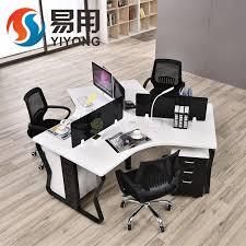 desk for 3 people office furniture three people six staff desk 3 people 6 people