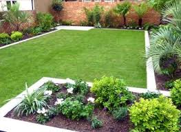 Simple Garden Landscaping Ideas Simple House Garden Nurani Org