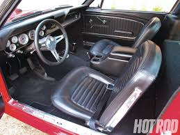 Classic Ford Truck Interior Kits - 1965 ford mustang interior ford mustang pinterest ford