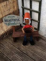 diy wooden garden ornaments simple but chic crafts