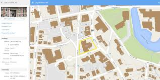Nh Map City Of Dover U0027s Online Maps Resource Has New Look And Features
