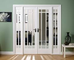 Interior Doors Painted Black by Sleek Internal Doors For Inside House Kitchen Schemes With Bright