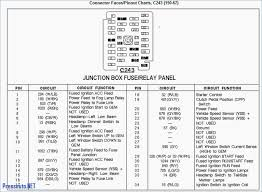 1998 ford f150 fuse box 1998 wiring diagrams instruction