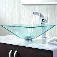 designer sinks bathroom glass bathroom sink bowls venkatweetz me