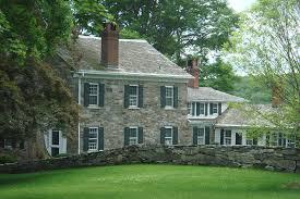 bill blass house new preston ct stone architecture of new