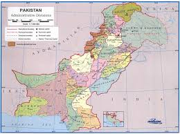 India Political Map by Pakistan Political Map Pakistan Map Of India Pakistan Polical
