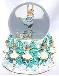 kurt adler clara musical water globe with nutcracker