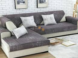 Cover Leather Sofa Slipcover For Large Leather Sofa Catosfera Net