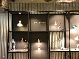 Graphic Panels Anglepoise Clerkenwell Showroom With Unibox Displays London U2013 Uk