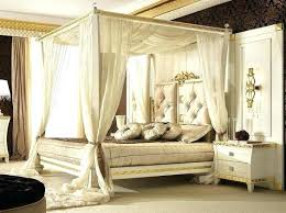 Poster Bed Canopy 4 Poster King Beds Hermelin Me