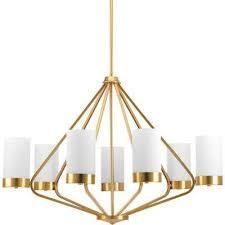 Progressive Lighting Chandeliers Gold Progress Lighting Chandeliers Hanging Lights The Home
