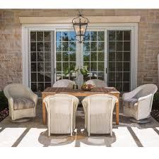 Teak Dining Room Furniture by Lloyd Flanders 72