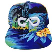 floral snapback go all day floral snapback hat blue go all day athletic apparel