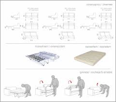 sleeper sofa sizes sleepers skandinavia contemporary interiors