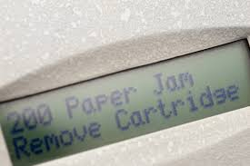 top tips to remove and prevent a photocopier paper jam midshire