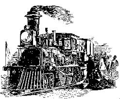 clip art old steam