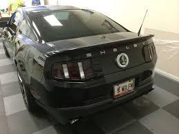 Black Mustang Grey Stripes Racing And Custom Stripes Florida Car Wrap