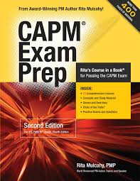 capm exam prep rita mulcahy u0027s course in a book for passing the