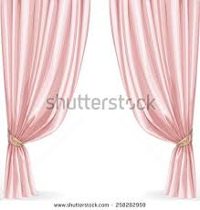 Pink And White Curtains Pink Curtains Stock Images Royalty Free Images U0026 Vectors